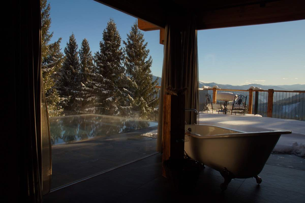 BienenAlm - Luxury chalet to rent - Wellness weekend in the mountains- secluded location