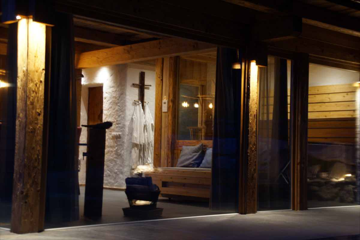 Luxury Chalet Sauna - exclusiv only for you - 1000m above sealevel